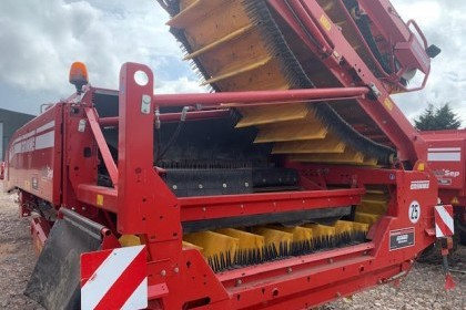 Thumbnail image for Used Grimme GT170 2 Row Potato Harvester 2017