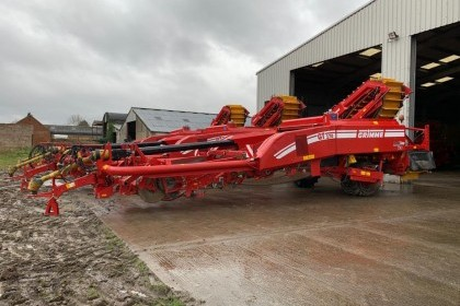Thumbnail image for  Used Grimme GT170 2 Row Potato Harvester 2016
