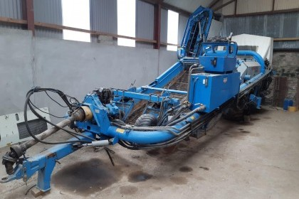 Thumbnail image for Used Standen Pearson Enterprise 2 Row Harvester 2004