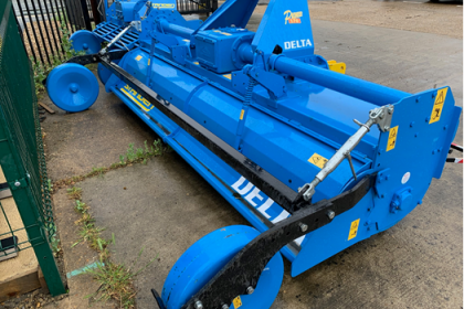 Thumbnail image for Used Standen Delta P170/305 Rotovator 2018