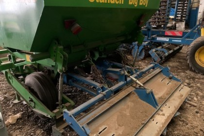 Thumbnail image for Used Standen Big Boy 2 Row Potato Planter
