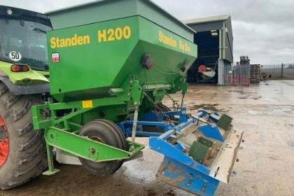 Thumbnail image for Used Standen Big Boy 2 Row Potato Planter