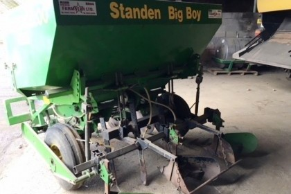 Thumbnail image for Used Standen H200 2 Row Potato Planter