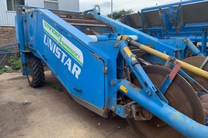 Thumbnail image for Used 2008 Standen Pearson Unistar Stone and Clod Separator