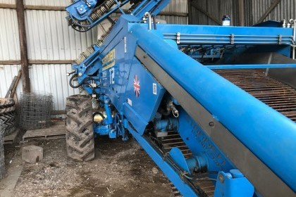 Thumbnail image for Used Standen T2 Harvester 2013 167
