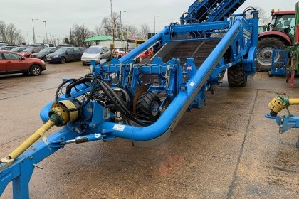 Thumbnail image for Used Standen T2 Harvester 2018 model