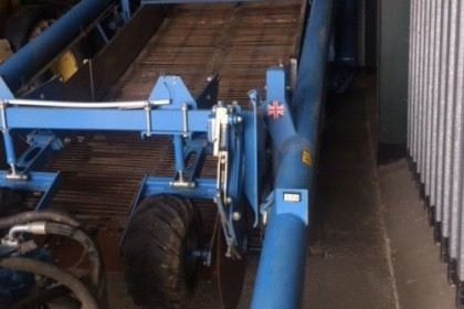 Thumbnail image for Used Standen Pearson T2 Starflow Proclean Trailed Potato Harvester 2013