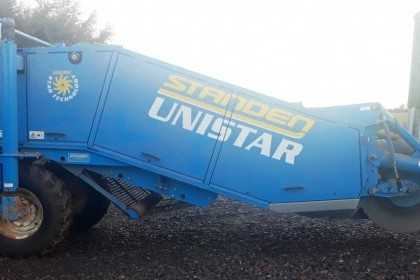 Thumbnail image for Used Standen Unistar Stone and Clod Separator (2015)