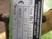 used-reekie-baselier-190-combi-topper
