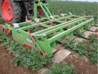 Baselier GKB potato cultivator