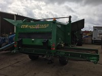 used ctm rockstar 2 stone and clod separator