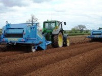 The Megastar Soil Separator from Standen Engineering