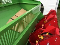 Planter Culitvator Combination from Baselier