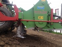 Baselier  Hook Tine Cultivator Rigid 8