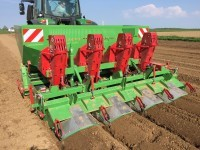 Baselier Planter Cultivator Combination