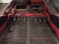 Used Grimme GZ DLS1700 2 Row Harvester