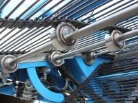 Standen T2 Potato Harvester large agitator rollers