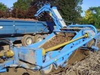 Standen QM Harvester in action