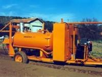 Regero soil steamer