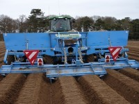 Standen SP series potato planters
