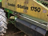 Standen Status Used Potato Harvester