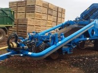 Used Standen T2 Potato Harvester 7