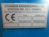 Used Standen Unistar Stone and Clod Separator 6