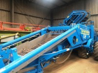 Standen Used T2 Harvester Double Omega 2