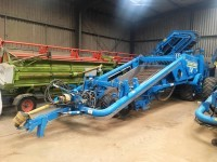 Standen Used T2 Harvester Double Omega 20