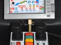 Standen T2 potato harvester touch screen in-cab controls
