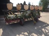 used-baselier-hook-tine-cultivator-3.8m