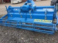Used Standen Powavator Rotary Tiller 150100