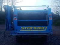 Used Standen Unistar Stone and Clod Separator 5