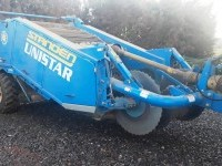 Used Standen Unistar Stone and Clod Separator 4