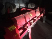 Used grimme Haulm Topper