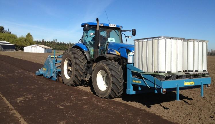 preplant soil fumigation